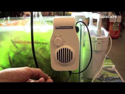 Aquascaping aquarium equipment by Dennerle - ZooSphere 2013