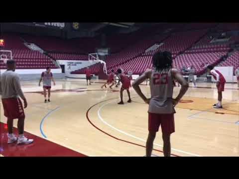 A look inside Alabama basketball's open practice
