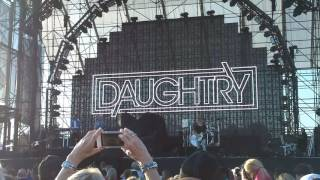 Daughtry go down Hershey 8 5 2017