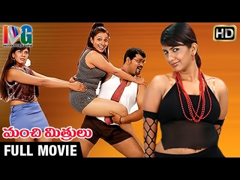 Manchi Mitrulu Telugu Full Movie HD | Asha Saini | Sriman | Latest Telugu Movies | Indian Video Guru Mp3
