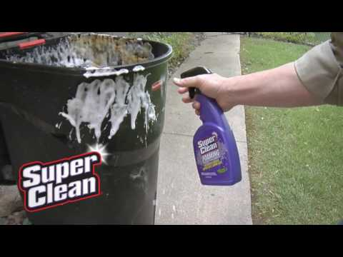 Superclean Tough Task Cleaner Degreaser