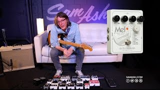 Electro Harmonix MEL9 Tape Replay Machine Guitar Effects Pedal | Everything You Need To Know