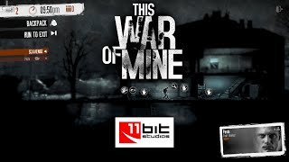 preview picture of video 'First Play: This War of Mine, by 11 bit Studios'