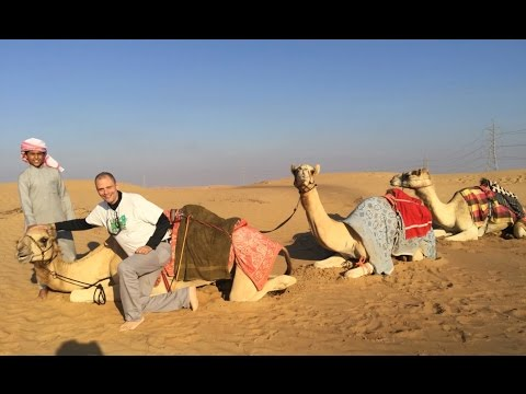 In Dubai: Schools, Standing Ovations and Camel Rides with KHDA