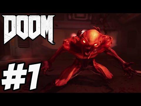 Doom (2016) Walkthrough - 2016 ENDING FINAL BOSS - Part 13