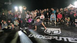 RM Vs Illz [top 4] // .stance // HUALIEN BBOY CITY X UNDISPUTED