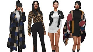 The Sims 4: Spring Lookbook 🌸 - HiSimmer