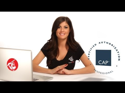 CAP (Certified Authorization Professional) Training and Certification ...