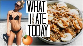 What I Ate Today | Healthy & Easy What I Eat in a Day