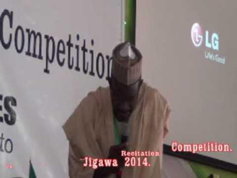 2014 Nigerian Musabaqa: Yobe State 40 Hizb Male