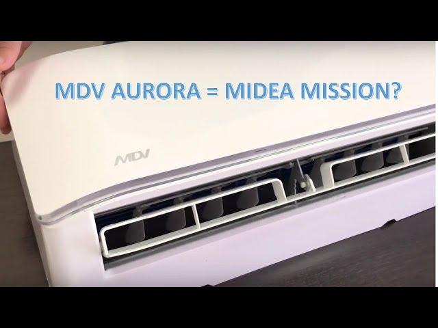 Обзор MDV AURORA INVERTER