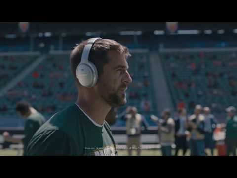 Bose & NFL   Aaron Rodgers   Focus  On – Adfilms, TV Commercial, TV Advertisments