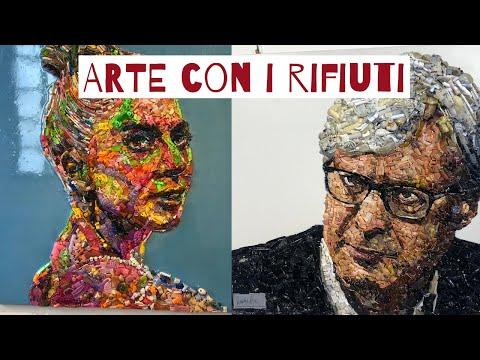 Dai rifiuti al museo: l'arte del riciclo in mostra a Busto Arsizio