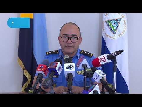 Policía Nacional esclarece asesinato de adolescente en Chichigalpa