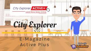 City Explorer Active+ Your Ideal Marketing Solution