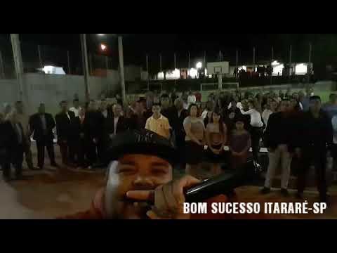 Bom sucesso Itararé Foi bênção de mais oh Glória