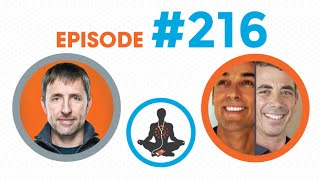 Jamie Wheal & Steven Kotler: High Consequences, & Hacking The Flow State- #216