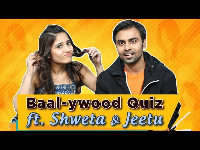 Fun Movie Quiz With Team Gone Kesh | Shweta Tripathi And Jitendra Kumar