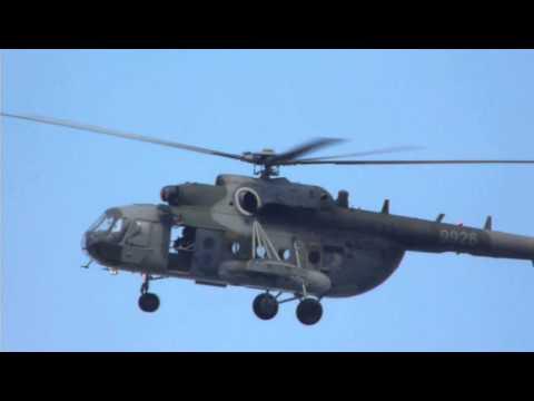 NATO days Ostrava 2014-Mi-171 part2