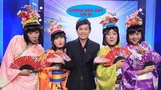 Cười Bò Khi Trấn Thành -  Trường Giang Hóa Geisha Phiên Bản Lỗi | Hài Trấn Thành 2017