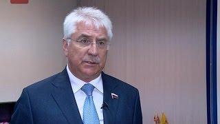 Депутат Госдумы Алексей Чепа посетил Новгородскую область
