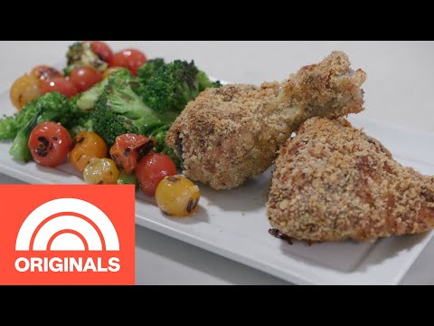 Joy Full Eats: Fried Chicken Gets A Healthy Makeover With This Crispy, Oven-Baked Dish | TODAY