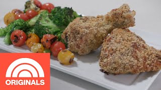 Joy Full Eats: Fried Chicken Gets A Healthy Makeover With This Crispy, Oven-Baked Dish | TODAY | Kholo.pk