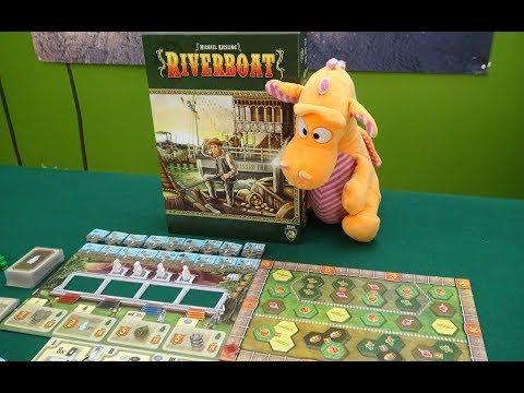 Riverboat - Gameplay Runthrough