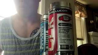 Review on Cellucor CLK and L2 extreme