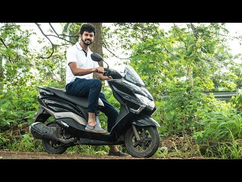 Suzuki Burgman Street Review – Super Comfortable Scooter | Faisal Khan