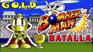 NEO BOMBERMAN MODO BATALLA - GOLD