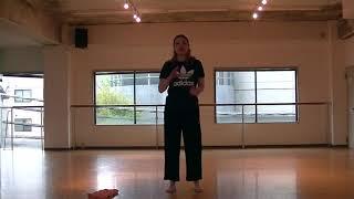 香音先生のダンスレッスン〜ダンスを踊る体を作る筋トレ①〜のサムネイル
