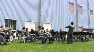 The Longest Day March 史上最大の作戦 - JGSDF Eastern Army Band
