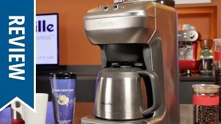 Review: Breville the Grind Control Coffee Maker