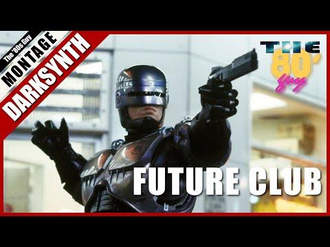 Perturbator - Future Club (The '80s Guy Montage)
