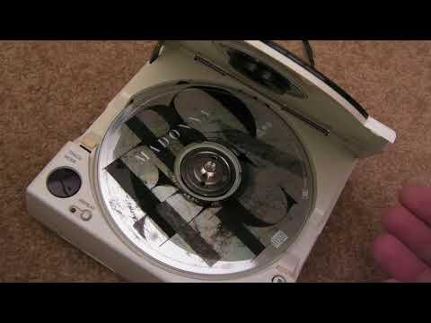 NEC PC Engine CD-ROM² Repair (Not reading discs, no activity, set disc)