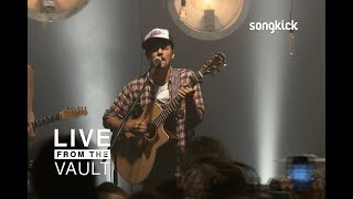Jason Mraz   I Won't Give Up [Live From The Vault]