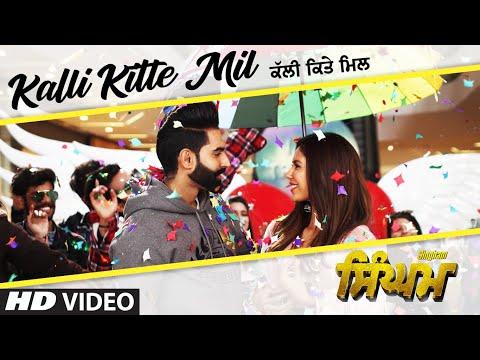 Kalli Kitte Mil Video Song | Parmish Verma