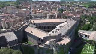 preview picture of video 'Castello Odescalchi  Bracciano - fotocostantini -'