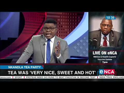 Nkandla Tea Party Speculation rife