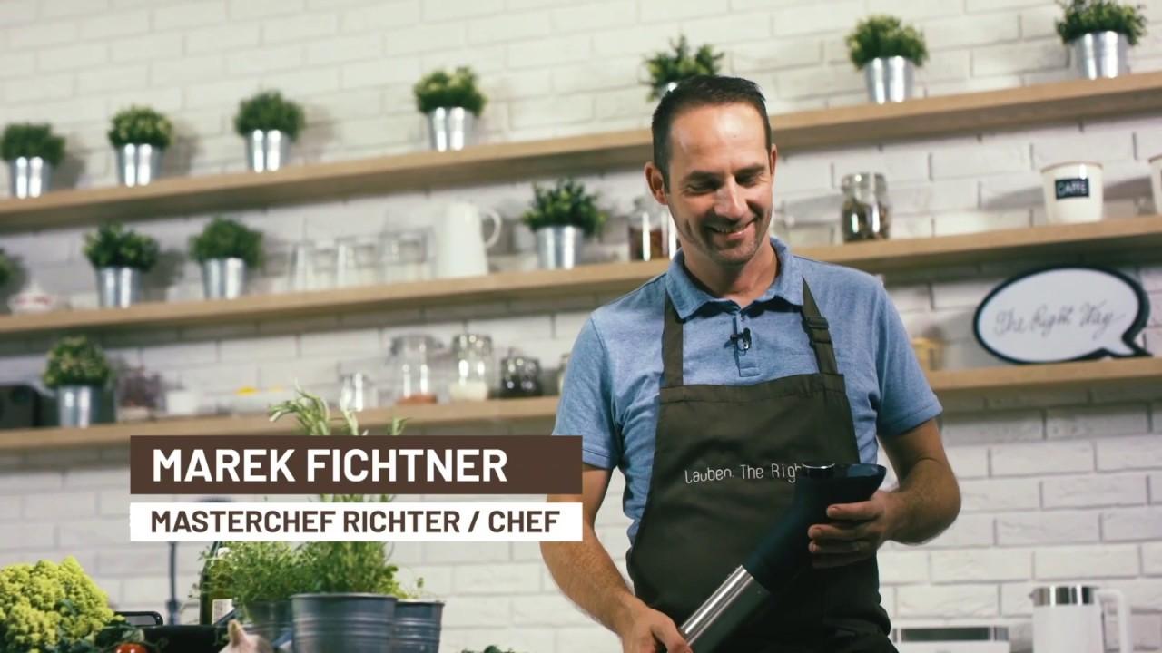 Video - Kochen Sie zu Hause, mit Hilfe der Sous Vide Methode, wie in einem Michelin Restaurant