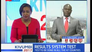 IEBC set to test out the results transmission system