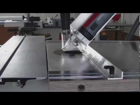 How to make acrylic boxes with a milling machine * Acrylglas Boxen fräsen und kleben