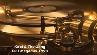 Kool & The Gang   DJ's Megamix