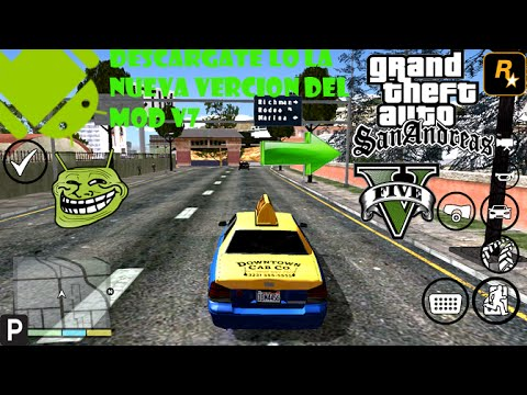 gta san andreas mod gta v download ▷▷ a c i