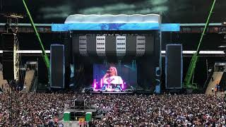 Anne Marie - Let me Live - Wembley 14th June 2018