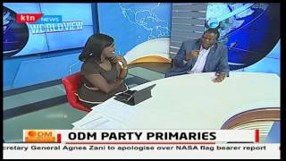 World View: ODM Party Primaries