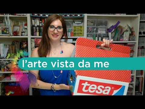 Colle e adesivi Tesa-Recensione-Collanti per Scrapbooking e Fai da te #faidaTESA