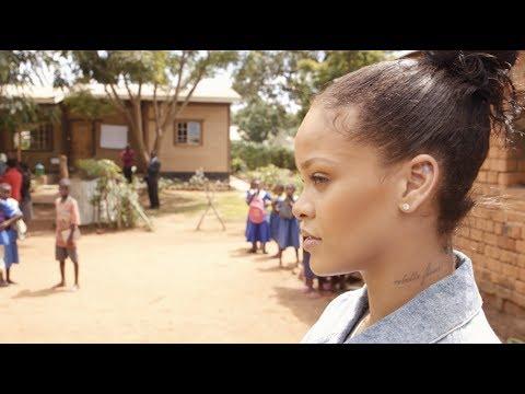 Inside Rihanna's Trip to Malawi for Education