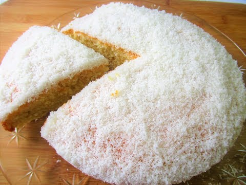 Video Coconut Cake Recipe, Easy And Simple Coconut pound Cake Recipe Tasty recipes